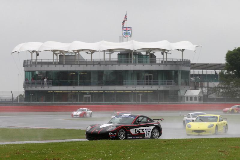Matt Chapman rain race GT5 Silverstone